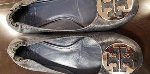 Tory Burch ballerina shoes